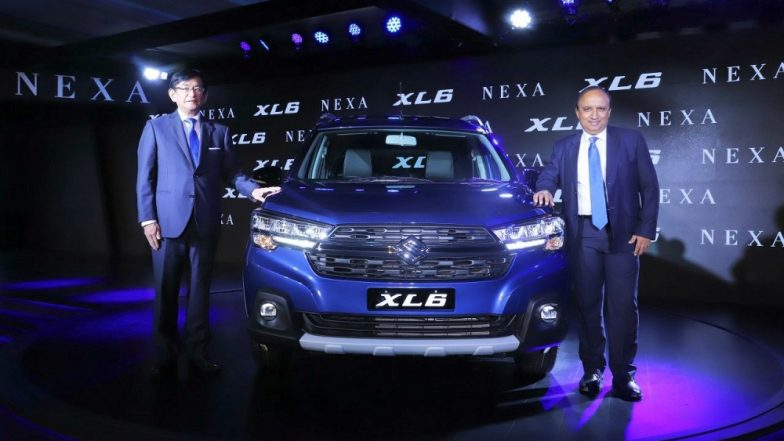 Maruti Suzuki XL6 Premium MPV Launched; Priced in India From Rs 9.79 Lakh