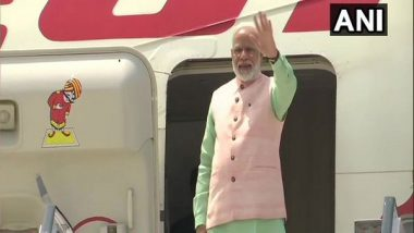 PM Narendra Modi Leaves for France as Part of Three-Nation Visit