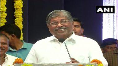 Maharashtra BJP Chief Chandrakant Patil Stirs Controversy, Says ' Country Will Run According to Hindu Majority'