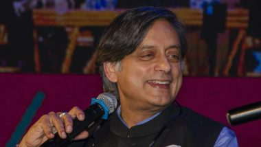 Shashi Tharoor Spent 3 Nights in Dubai With Pakistani Journalist Mehr Tarar! Here's What Prosecution Said in Delhi Court