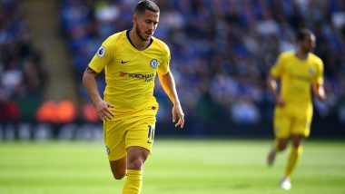 Eden Hazard Can't Be Replaced, Says, Chelsea Coach Frank Lampard