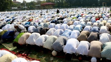Eid 2021: No Eid Prayers in Mosques As Telangana Govt Orders Closure of All Places of Worship During 10-Days Lockdown