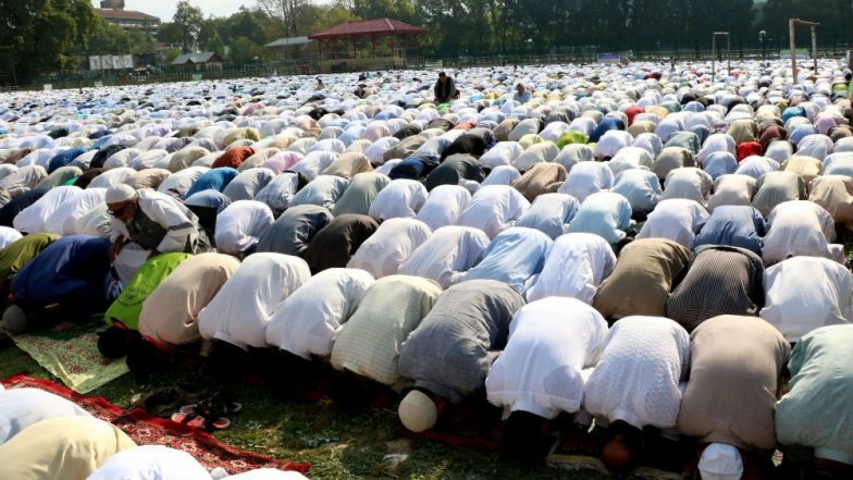 Jammu and Kashmir Celebrates Eid al-Adha After Revocation of Special Status