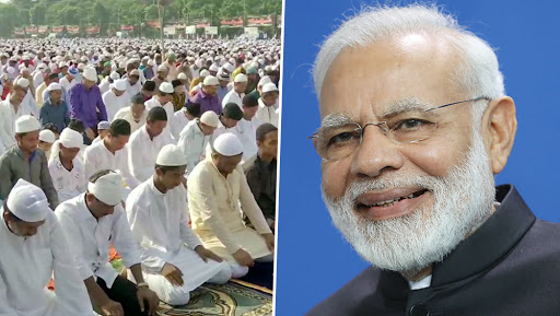 Eid al-Adha 2019: President Ramnath Kovind, PM Narendra Modi and Other Leaders Wish People of the Nation on the Special Day