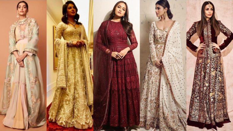 Bakra Eid 2019 Style File: Katrina Kaif, Kareena Kapoor Khan, Priyanka Chopra, Sonakshi Sinha Are Here To Give You Inspiration On How To Rock An Ethnic Ensemble