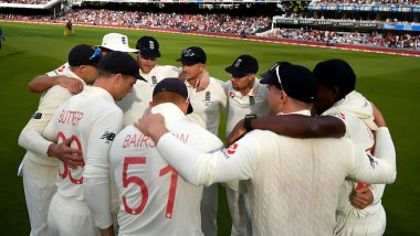 England Announces Unchanged Squad for 5th Ashes 2019 Test, Team to Assess Ben Stokes' Bowling Fitness Ahead of Oval Encounter