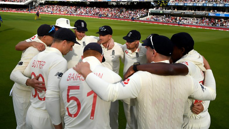 Ashes 2019: England Name Unchanged Squad for Third Test Match Against Australia at Headingley