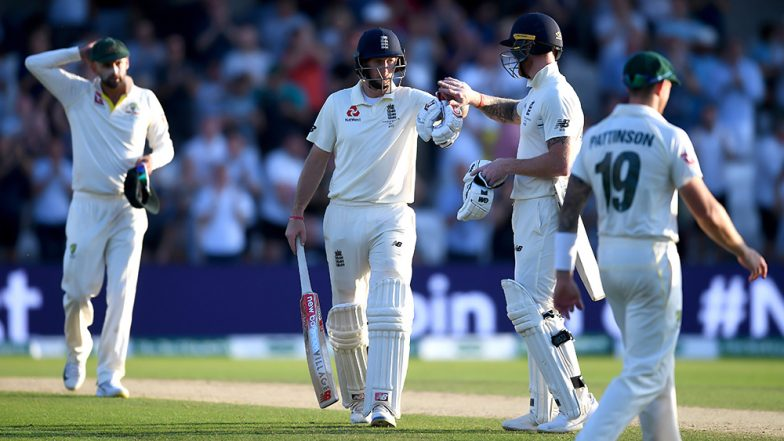 Live Cricket Streaming of Ashes 2019 3rd Test on SonyLIV: Check Live Cricket Score, Watch Free Telecast of England vs Australia 3rd Test Match Day 4 on TV & Online