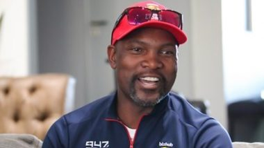 Enoch Nkwe Named Interim Team Director of Cricket South Africa for Tour of India