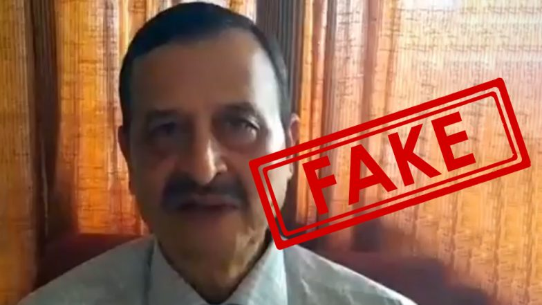 'Total Mumbai Under Terror Attack Threat?' Here's a Fact Check of Fake Video Being Shared as Police Commissioner's Message