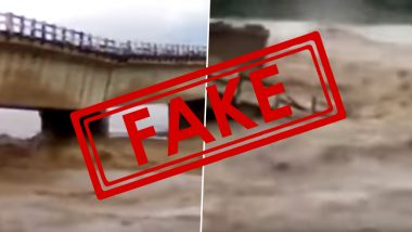 Bijapur-Solapur Bridge Collapse is Fake News? Here's a Fact Check of The Video Going Viral