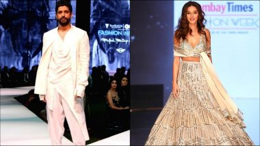 LFW Winter/Festive 2019: Farhan Akhtar and Shibani Dandekar Will Walk for Payal Singhal's #PS20 Collection at LFW