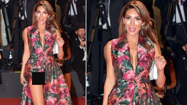 Farrah Abraham Goes Commando and Faces Wardrobe Malfunction on the Venice Film Festival Red Carpet
