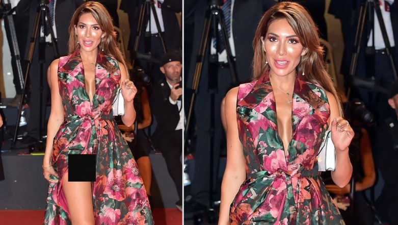 Farrah Abraham Goes Commando And Faces Wardrobe Malfunction On The Venice Film Festival Red Carpet Latestly