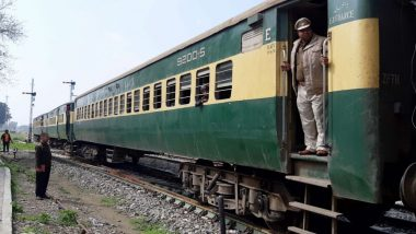 Samjhauta Express Suspended by Pakistan: Indian Engine to Bring Train From Wagah Border, Pak Passengers Can Get Ticket Reimbursement From Lahore
