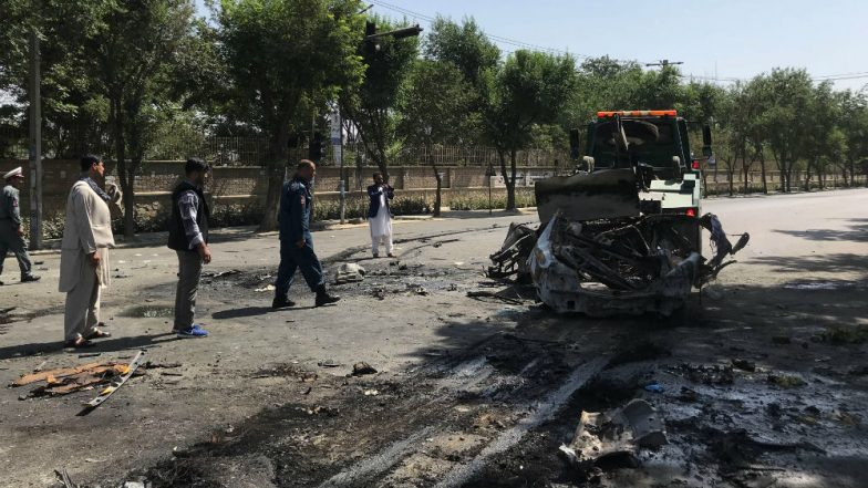 Blast at Shahr-e-Dubai Wedding Hall in Kabul, 40 Killed, More Than 100 Wounded
