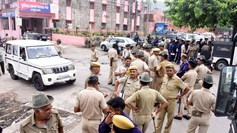 High Alert in Rajasthan, Gujarat And Madhya Pradesh After Terror Threat, Security Enhanced Over Suspected Presence of Afghan Terrorists
