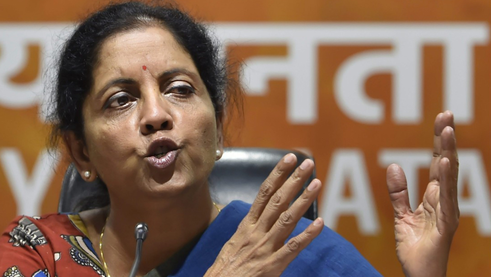 Next Time Invite Finance Minister Nirmala Sitharaman to Pre-Budget Meet: Congress in Jab at BJP
