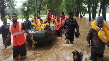 Karnataka Floods: Death Toll Rises to 58 as Four More Bodies Recovered