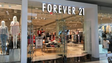Forever 21 Files For Bankruptcy After Being Hit by Fierce E-Commerce Competition, Plans to Shut 178 Stores