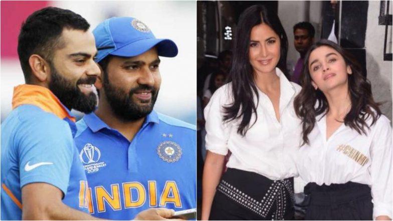 Friends or Foes: Virat Kohli-Rohit Sharma, Katrina Kaif-Alia Bhatt & Other Celeb Pairs Who Confuse Fans With Their 'Friendship' Status