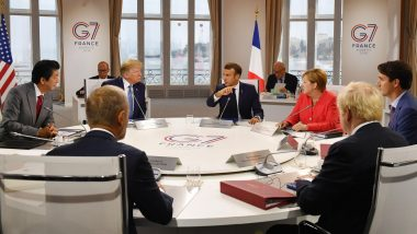 G7 Summit to Help Nations Hit by Amazon Fires, Says French President Emmanuel Macron