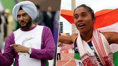Misplaced Hype Over Hima Das's Victories Won't Help Athlete Says Former Sprinter GS Randhawa