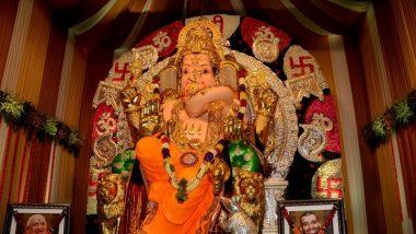 GSB Seva Mandal 2019 Darshan: How to Reach the Famous Ganesh Pandal of Mumbai by Road This Ganesh Chaturthi