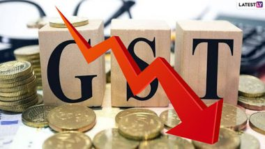 Govt Releases List of Goods Whose GST Rates Have Been Changed