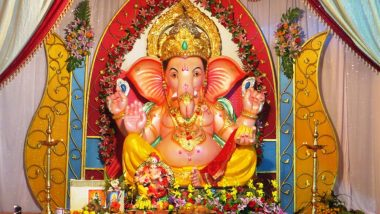 Ganesh Chaturthi 2019 Home Decoration Ideas 5 Simple And Creative