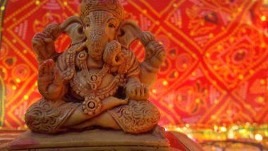 Ganpati Utsav 2021: PoP Ganesh Idol Buyers to be Fined and Imprisoned, Says Goa Environment Minister Nilesh Cabra