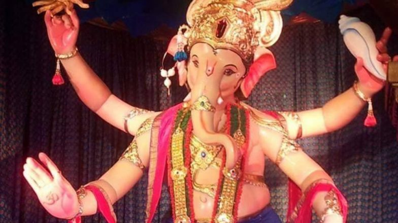 Ganesh Galli Mumbai Cha Raja 2019 Darshan: How to Reach The Famous Ganeshotsav Pandal of Mumbai By Train or Road This Ganesh Chaturthi