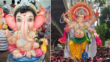 Ganeshotsav 2019 Images: From Chandrayaan-2 to Baal Ganesh, Unique Ganpati Decoration Themes Will Welcome Bappa This Year