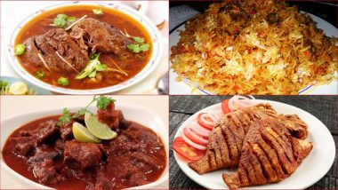 Gatari Amavasya 2019 Special: From Mutton Nihari to Fish Curry, See Photos of 15 Mouth-Watering Non-Veg Dishes