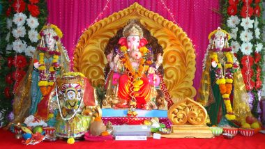 Ganesh Chaturthi 2019 Date in India: From Ganesh Aagman Tithi to Gauri Puja to Anant Chaturdashi, Here's The Full Schedule of The 10-Day Ganeshotsav