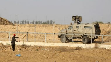 Israel Army Says Killed 4 Armed Palestinians on Gaza Border