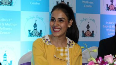 LFW Winter/Festive 2019: Genelia D'Souza to Return to Ramp After Five Years, Will Walk For Designer Saroj Jalan