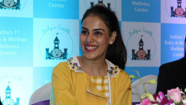 LFW Winter/Festive 2019: Genelia D'Souza to Return to Ramp After Five Years, Will Walk For Designer Saroj Jalan
