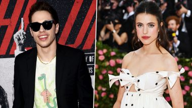 SNL Star Pete Davidson Is Dating Once Upon a Time in Hollywood Actress Margaret Qualley