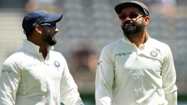 Rishabh Pant Is Our Future, We Need to Give Him Space: Virat Kohli