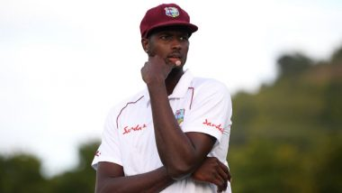Jason Holder Hailed by Netizens as he Surpasses His Previous Best Bowling Figures During ENG vs WI, 1st Test 2020
