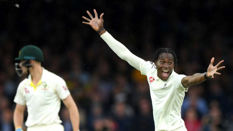 Live Cricket Streaming of Ashes 2019 3rd Test on SonyLIV: Check Live Cricket Score, Watch Free Telecast of England vs Australia 3rd Test Match Day 2 on TV & Online