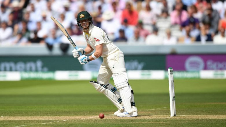 Ashes 2019 Series 2nd Test: Steve Smith's Half-Century Keeps England at Bay at Lunch on Day 4