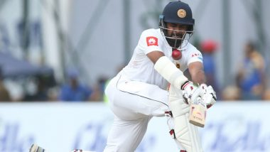 Sri Lanka vs New Zealand 1st Test: Openers Dimuth Karunaratne and Lahiru Thirimanne Put SL in Strong Position