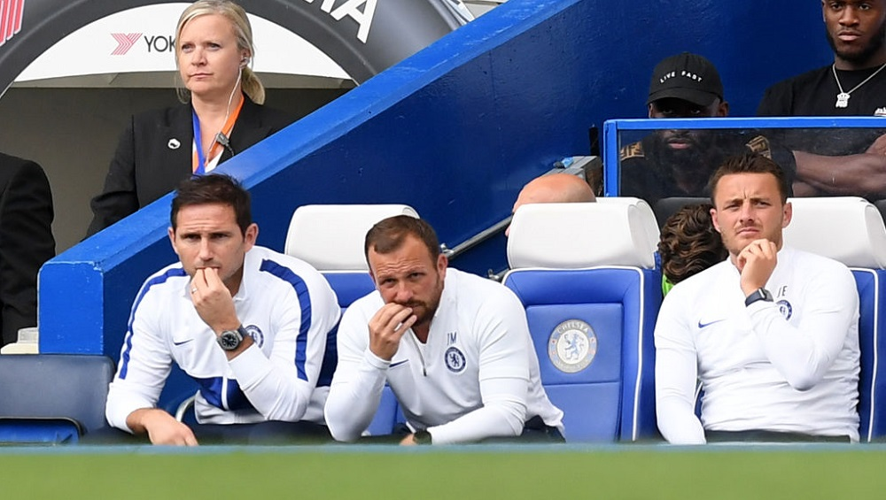 Frank Lampard Says Chelsea Will Take Confidence From 2–1 Defeat Against Manchester City