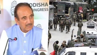 'Leave Kashmir' Advisory: Congress Lashes Out at Modi Govt, Says 'Such a Thing Has Never Happened'
