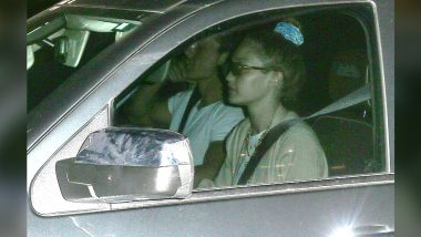 Gigi Hadid and Tyler Cameron's New Pic Driving Around New York City Adds Fuel to Their Dating Rumours