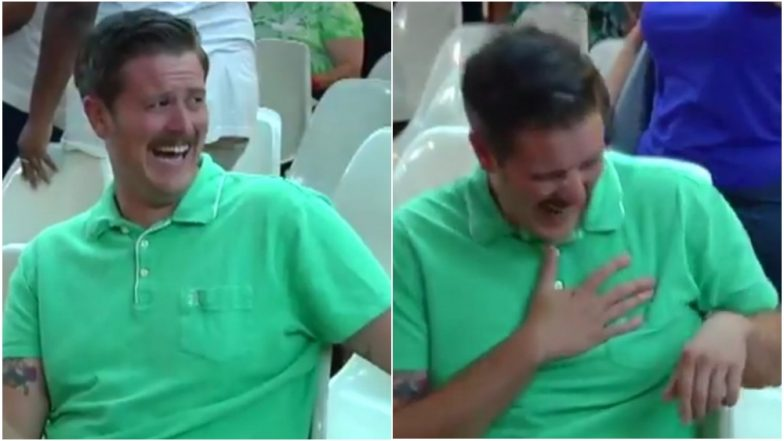 #GreenShirtGuy Laughing at Trump Supporters in Tucson City Council Meeting Goes Viral! Check Funny Memes and Jokes