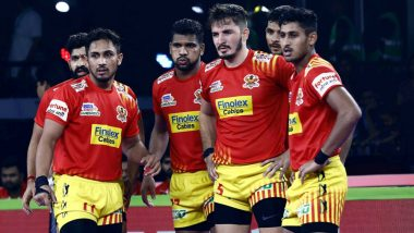 PKL 2019 Dream11 Prediction For Gujarat Fortunegiants vs Tamil Thalaivas Kabaddi Match: Tips on Best Picks For Raiders, Defenders and All-Rounders For GUJ vs TAM Clash