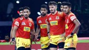U Mumba vs Gujarat Fortunegiants PKL 2019 Match Free Live Streaming and Telecast Details: Watch MUM vs GUJ, VIVO Pro Kabaddi League Season 7 Clash Online on Hotstar and Star Sports